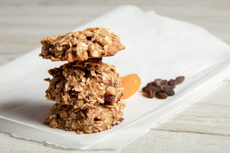 The Best Worst Ever Healthy Oatmeal Cookies
