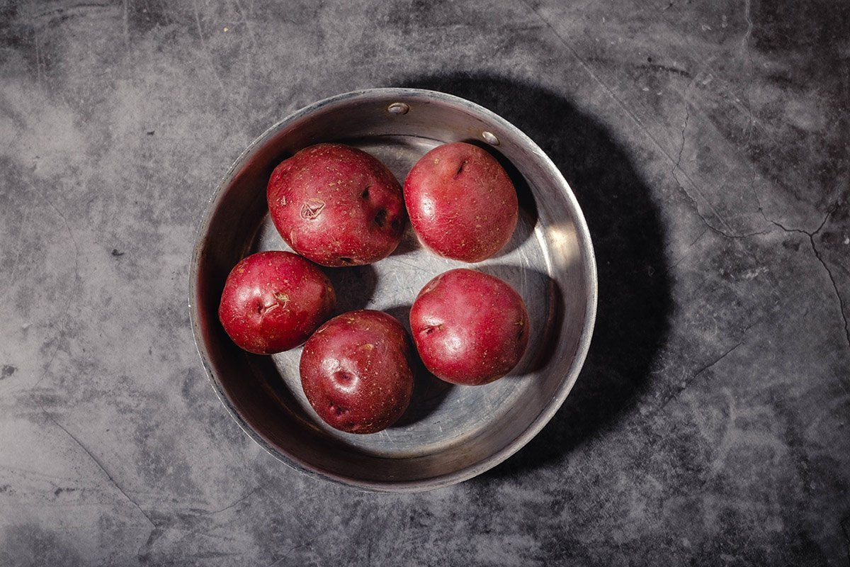 Red Roasted Potatoes