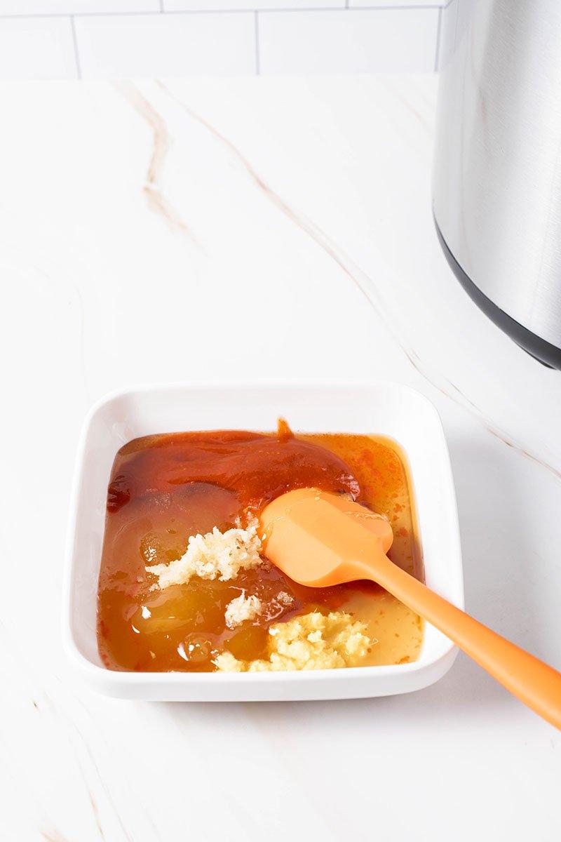 honey siracha spice mixture