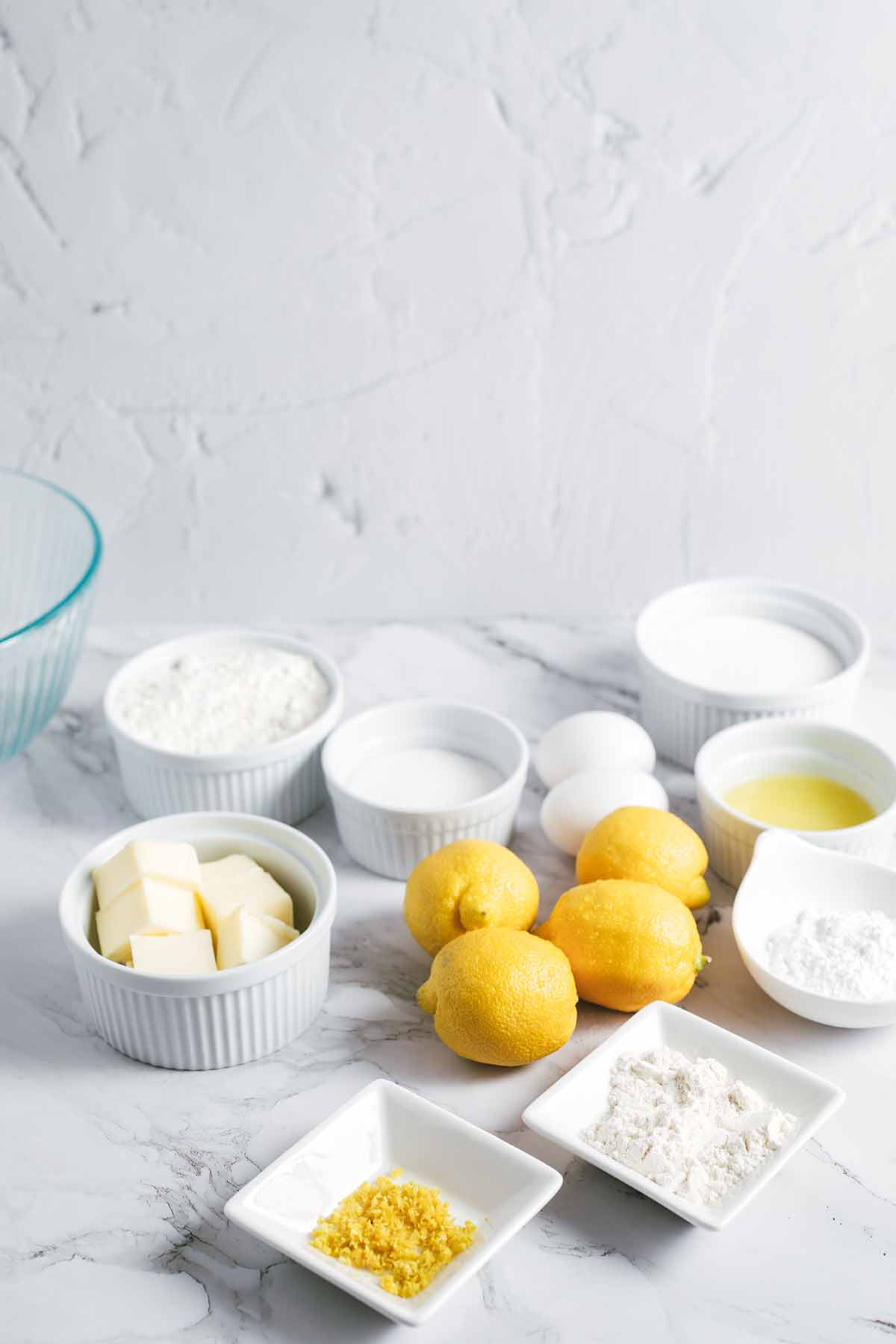 best lemon bars ingredients
